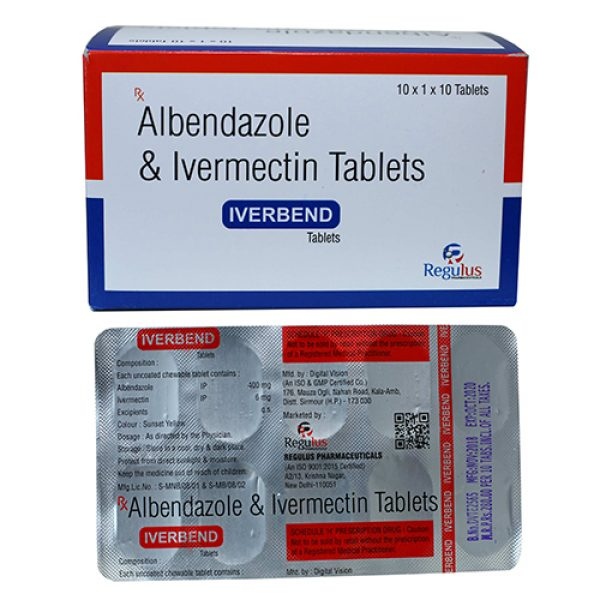 IVERBEND TABLET